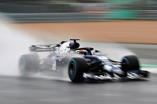 Formula 1 Special feature Gallery: F1 2018 cars on track special