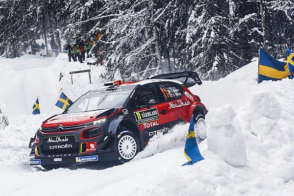 WRC Отчет о секции Невилль сохранил лидерство в Швеции, Брин пробился на второе место