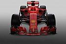 Formule 1 In beeld: De nieuwe Ferrari SF71H vanuit alle hoeken