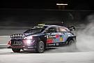 WRC VIDEO: La primeras etapas del Rally Suecia