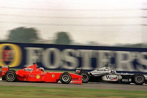 Las negociaciones secretas de Schumacher con McLaren en 1998