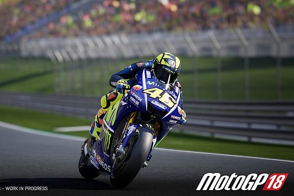 MotoGP Breaking news Milestone siapkan game terbaru, MotoGP 18