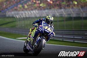 Milestone siapkan game terbaru, MotoGP 18