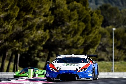 Rees e Fioravanti con Ombra Racing nell'International GT Open