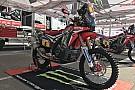Honda sufre un robo de una de sus motos para el Dakar