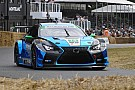 Pruett escapes Lexus fire at Goodwood