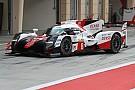 WEC Alonso, Toyota ile ilk LMP1 testini tamamladı