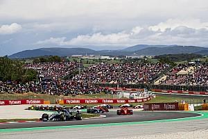 Formel 1 Analyse Fahrstil-Analyse: So trickste Lewis Hamilton in Kurve 3 alle aus