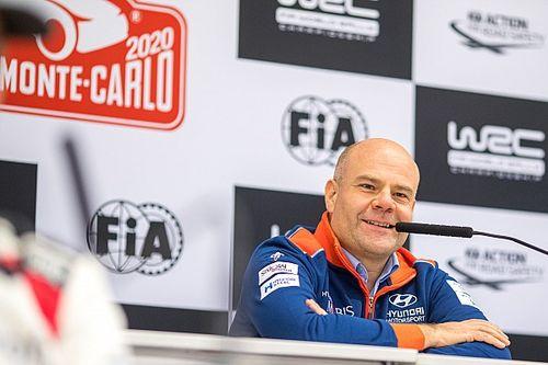 Tim-tim WRC Kritik Format Reli Monte Carlo 2022