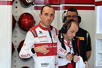 Kubica a pénteki első szabadedzésen ismét forma-1-es autóba ül