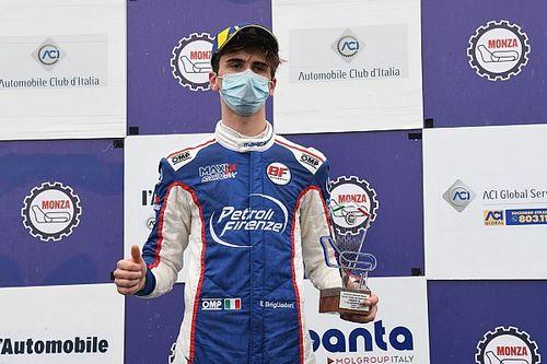 TCR Italy: Brigliadori riparte da Monza da 2° in classifica