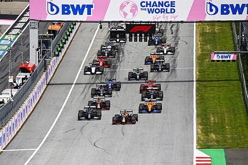 F1 Styrian Grand Prix race results: Verstappen beats Hamilton