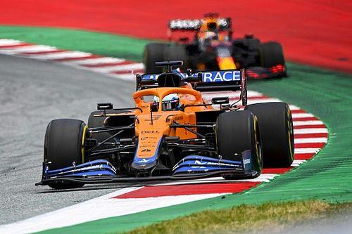 EL2 - Ricciardo et Ocon premiers poursuivants de Verstappen