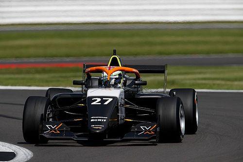 W Series, Silverstone: Alice Powell conquista il successo