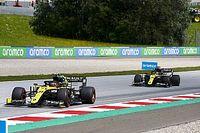Ocon csalódott a kiesése miatt, de nagyon élvezte a Ricciardo elleni harcot