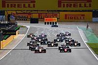 Положение в общем зачете Формулы 2 после Сильверстоуна