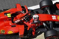 Ferrari realiza un día de filmación en Silverstone