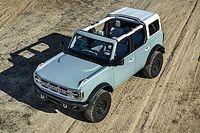 Gyász: Nem jön Európába az új Ford Bronco