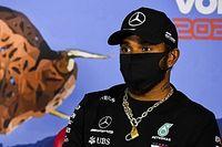 Hamilton a szünet alatt megfiatalodott, nagyrészt a versenyzésen kívüli céljai miatt