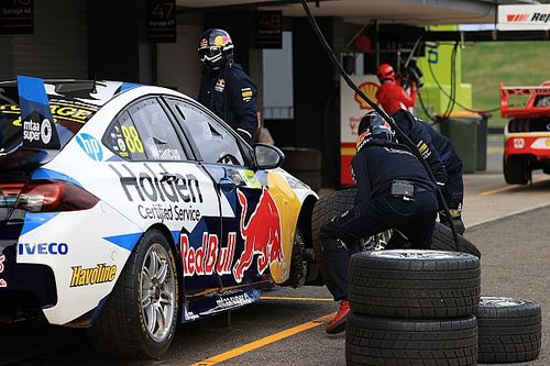 Supercars tweaks pitlane release rules after Whincup incident