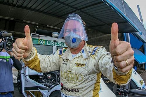 Copa Truck: Cirino vence com tranquilidade em Cascavel