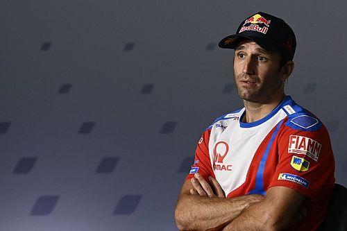 Johann Zarco, leader du championnat sans pression