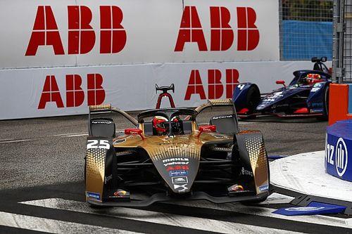 Rome E Prix: Kaotik yarışta zafer Vergne'in oldu!