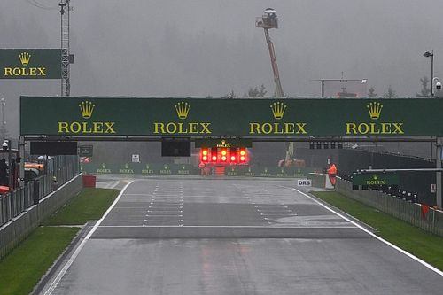 Rusya GP hafta sonunda yağmur bekleniyor