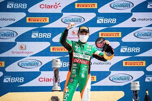 Stock Car: Suzuki recupera vitória de etapa de Curitiba