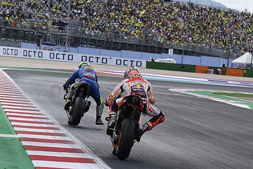 Mir critical of Marquez's towing tactics in MotoGP at Misano