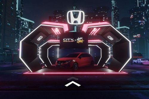 Honda City Hatchback RS Hadir di Indonesia Modification Expo