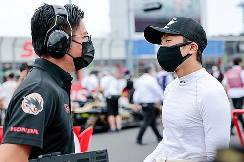 Nojiri wants to have race 'worthy of a champion' at Motegi