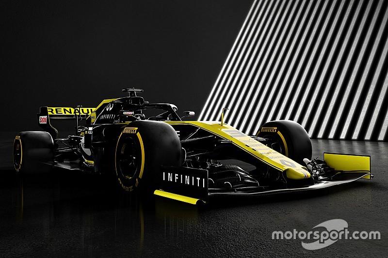 Galéria a Renault új F1-es versenygépéről: R.S.19