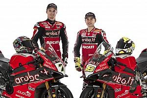 Ducati presenta su formación oficial y colores para el WorldSBK 2019