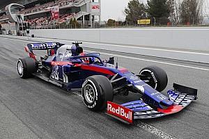 A Toro Rosso-Honda végzett az élen a harmadik F1-es tesztnapon Räikkönen és Ricciardo előtt