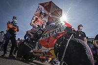 """Marquez: """"Honda motosikletine yapılan eleştirileri anlamaya başladım"""""""