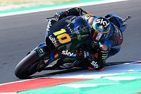Moto2, Misano 2: Marini in pole, Bezzecchi secondo