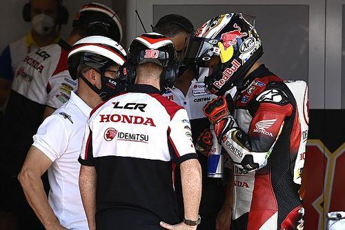 LCR Honda MotoGP team member tests positive for COVID-19