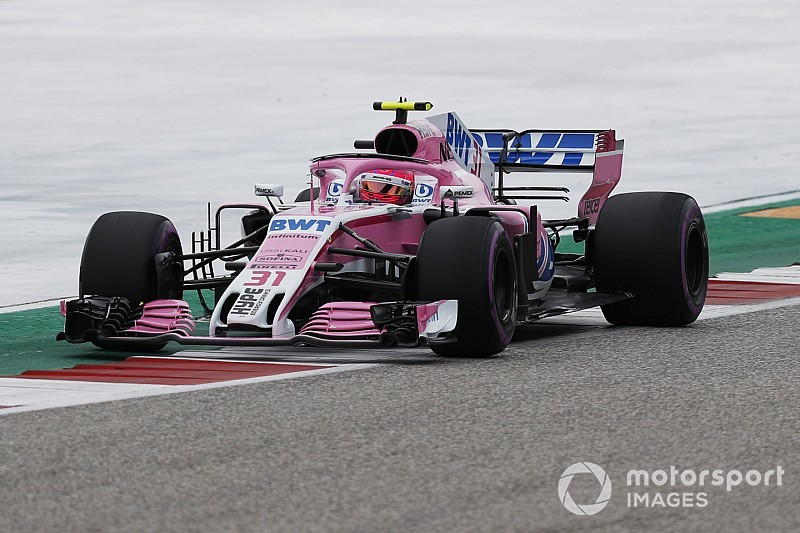 Force India summoned over alleged Ocon fuel flow breach