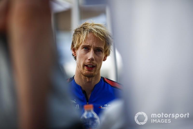 Hartley si toglie qualche sassolino: