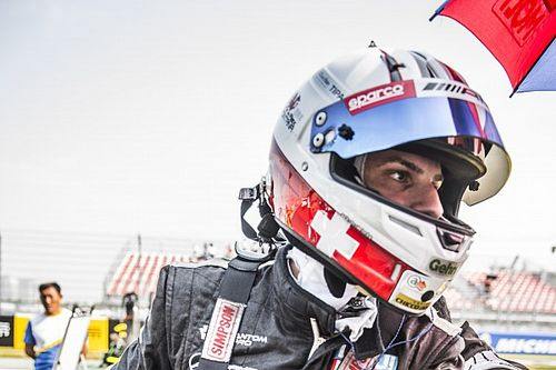 Alex Fontana will 2020 die GT World Challenge Asia erobern
