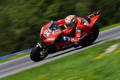 """Ducati will take """"quite a long time"""" to fix turning"""