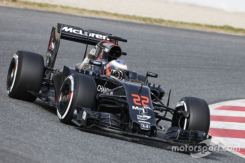 "New McLaren is already ""better"", says Boullier"