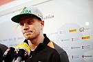 Hulkenberg: Ricciardo's criticism
