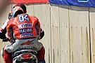 MotoGP Dovizioso señala que errores