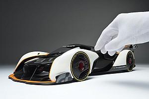 Amalgam, sanal McLaren Ultimate Vision GT'nin gerçeğini üretti