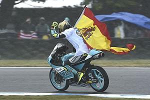 Moto3 Résumé de course Mir, un titre repoussé d'une semaine et avancé de quelques tours