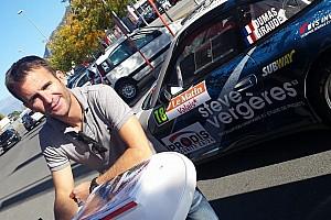 Rallye suisse Interview Interview de Romain Dumas, la star du Rallye du Valais