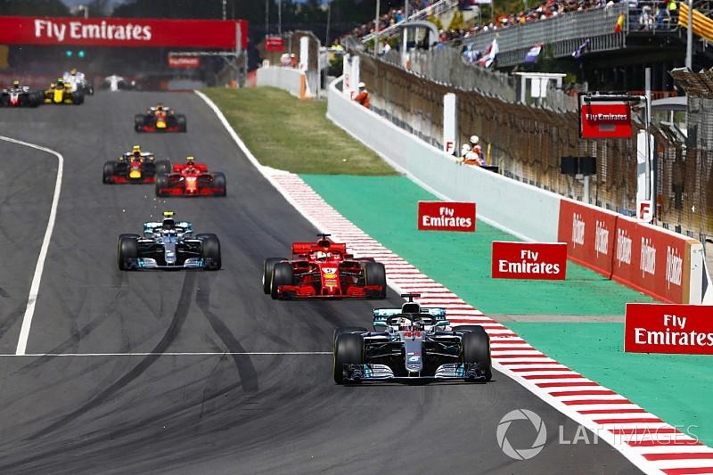 Vettel: Pilotlar Sanal Güvenlik Aracı'ndan faydalanıyor