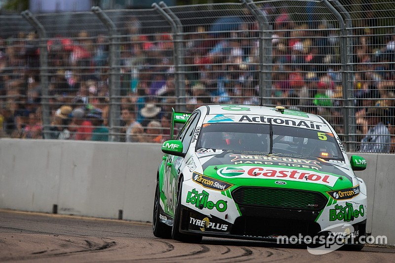 Holdsworth closing in on Ford Supercars switch